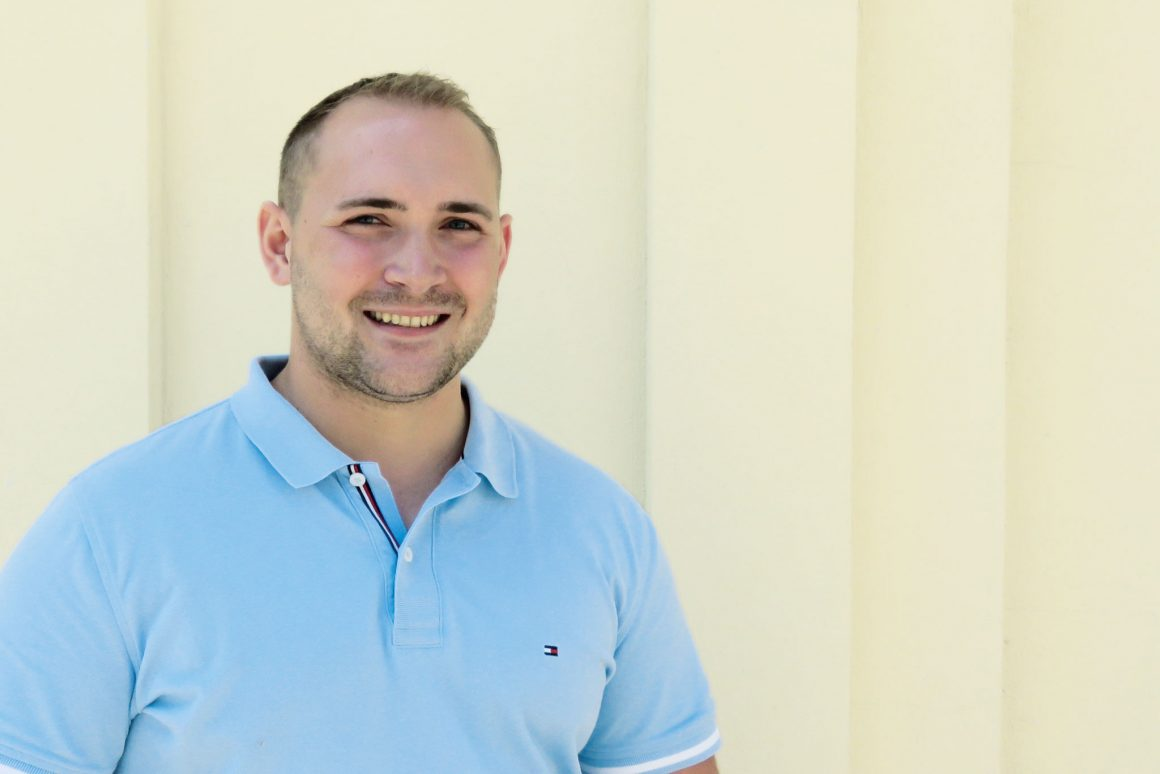 Sales Manager Philipp Phillipeck